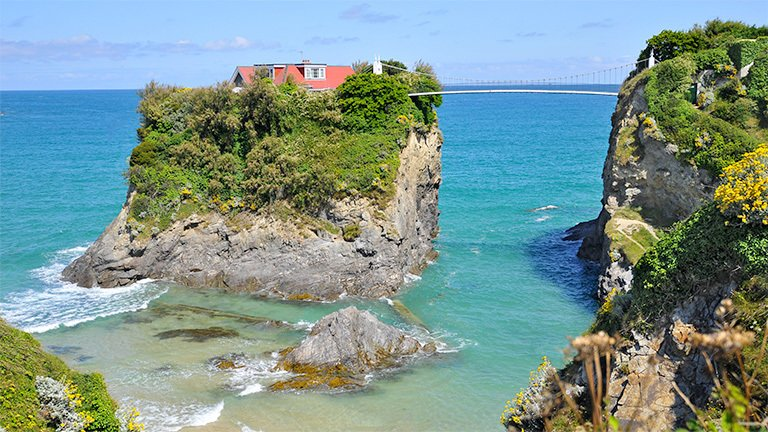 The Island, Newquay  Photo 6 of 10 in 10 Cliffside Destinations That Will Make You Feel on Top of the World