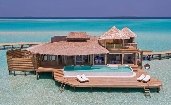 9 Modern Maldivian Resorts With Spectacular Overwater Villas