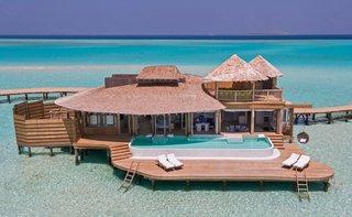 9 Modern Maldivian Resorts With Spectacular Overwater Villas