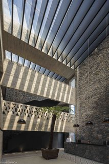 A New Hotel in Morelos Combines Local Mexican Elements With Brutalist Architecture - Photo 5 of 11 -