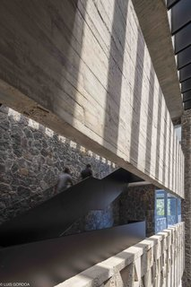 A New Hotel in Morelos Combines Local Mexican Elements With Brutalist Architecture - Photo 7 of 11 -