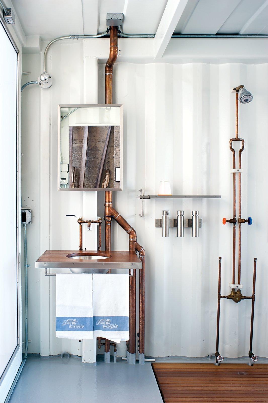 Photo 7 of 13 in 13 Modern Bathroom Vanity Ideas - Dwell