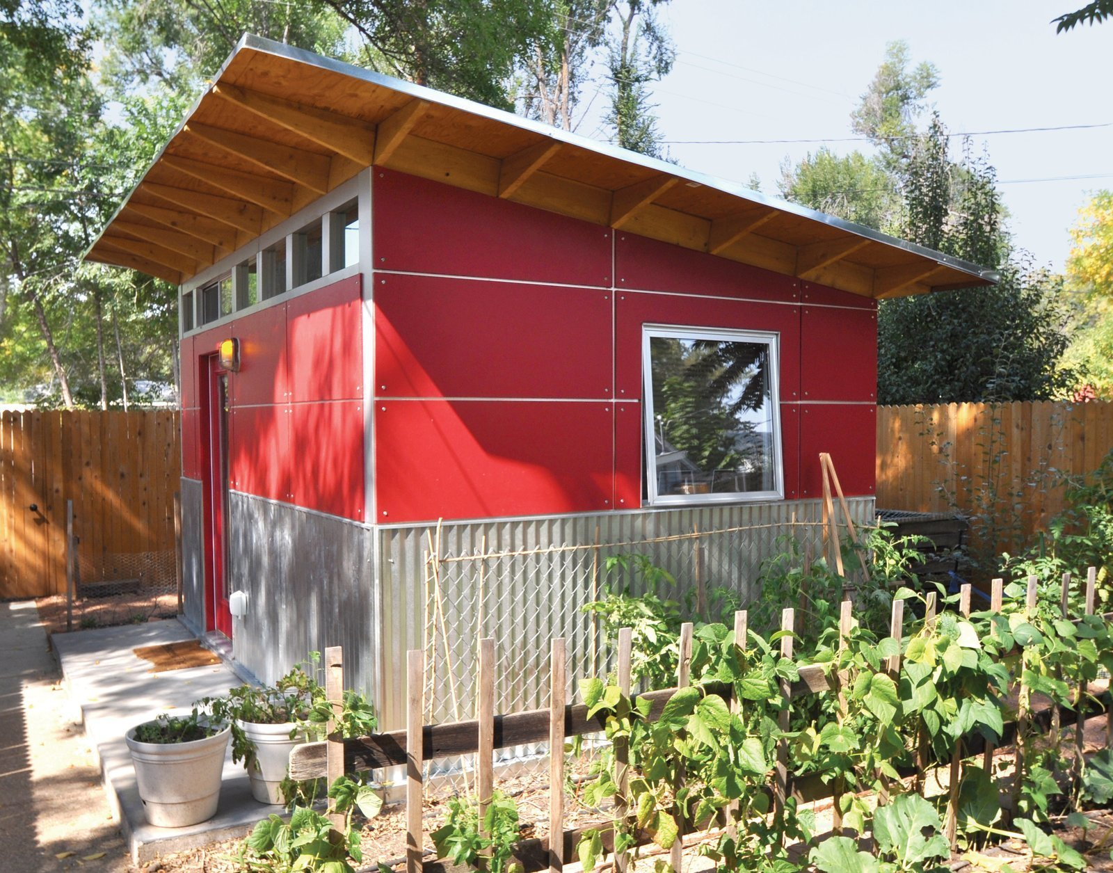 office sheds. Photo 9 Of In 8 Tiny Sheds And Studios Used As Home Offices Or Creative Retreats - Dwell Office