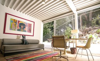 A Sensitively Restored Midcentury House Designed by Pierre Koenig - Photo 13 of 18 -