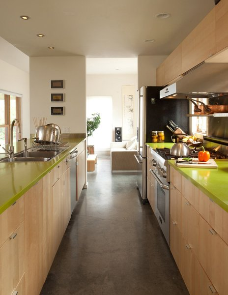 Photo 9 of 13 in 12 Electrifying Kitchens That Are ...