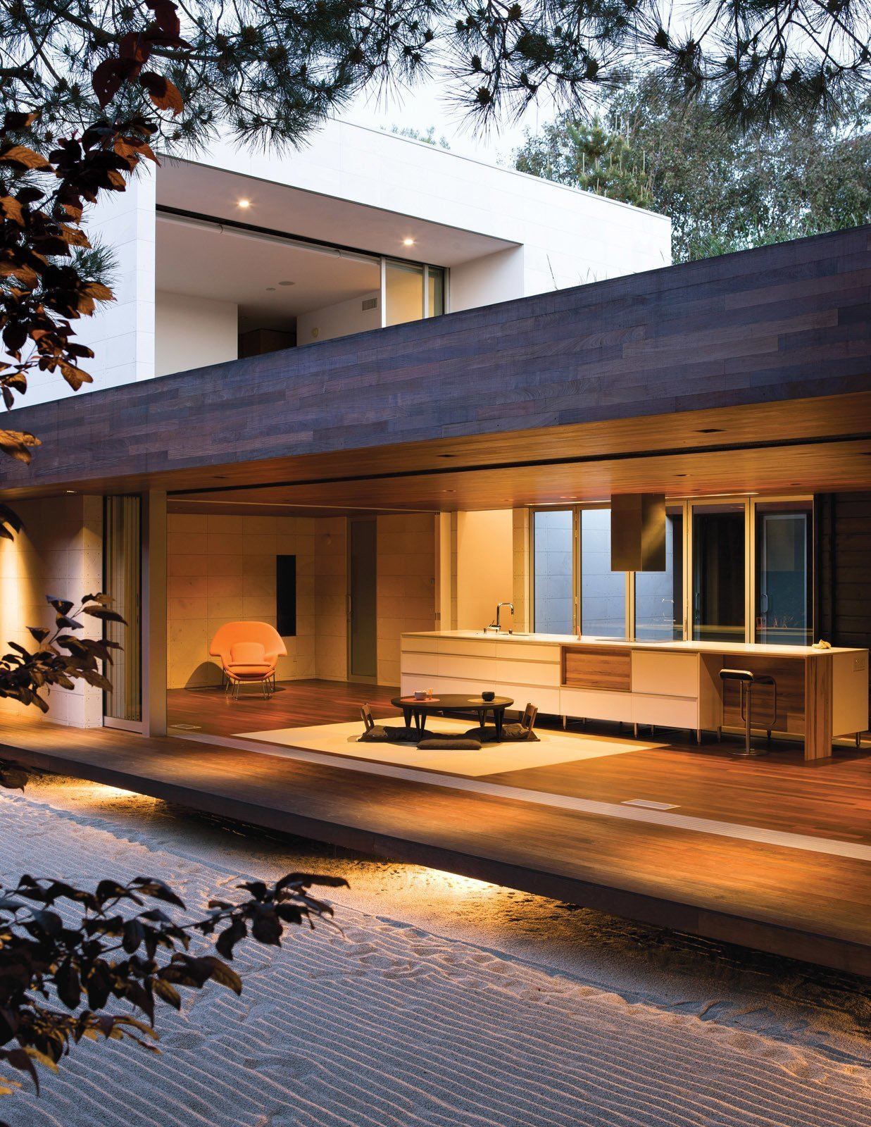 Photo 4 Of 21 In 10 Zen Homes That Champion Japanese Design Dwell