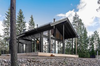 Log Cabin Kit Homes From Finland Dwell