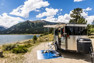 """Staying true to Airstream founder Wally Byam Credo's mission """"to provide a more satisfying, meaningful way of travel that offers complete travel independence, wherever and whenever you choose to go,"""