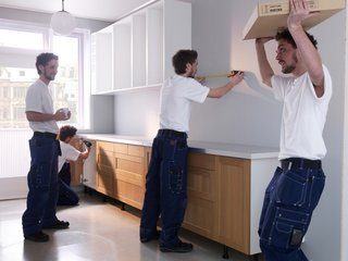 IKEA's efficient home delivery and furniture assembly services