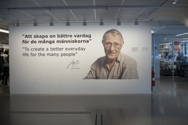 How IKEA Founder Ingvar Kamprad Built an Empire Out of Swedish Resourcefulness