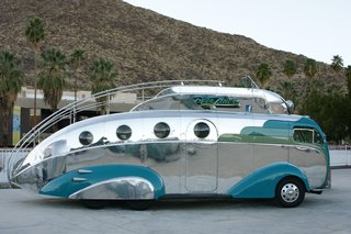 Vintage Trailer Show at Modernism Week