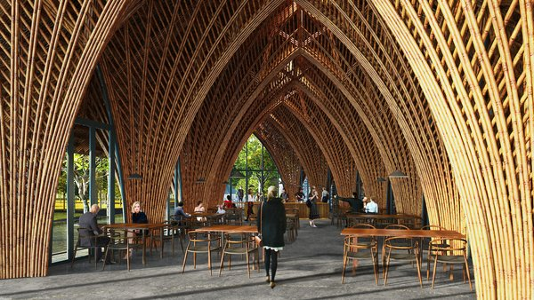 These Designs Take Bamboo Infrastructure to a New Level