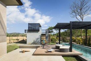 A Concrete Abode Becomes a Surfer's Paradise