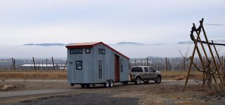 See how this couple built their mobile tiny home for just - Modular home resale value ...