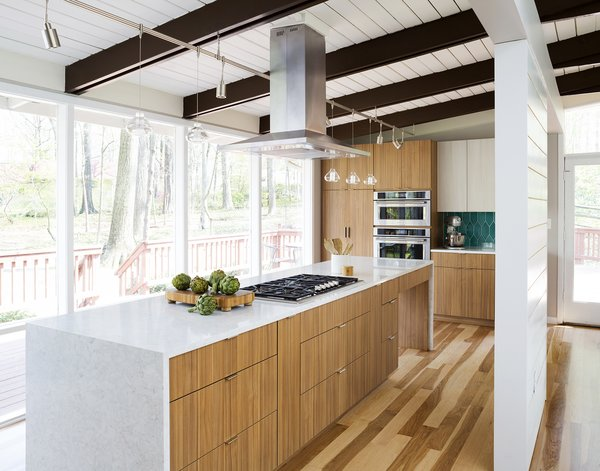 """""""If you like the look of higher ceilings, choose a home that already has your preferred ceiling height,"""" says Eskandari. """"Raising the height of ceilings is possible, but extremely labor intensive and costly. Taking down walls to create an open concept space is one of the most common requests from homeowners. Make sure you know which walls are load-bearing, as those are a lot more expensive to take down."""""""