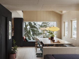 A Renovated Apartment in Norway With a Dreamy Loft