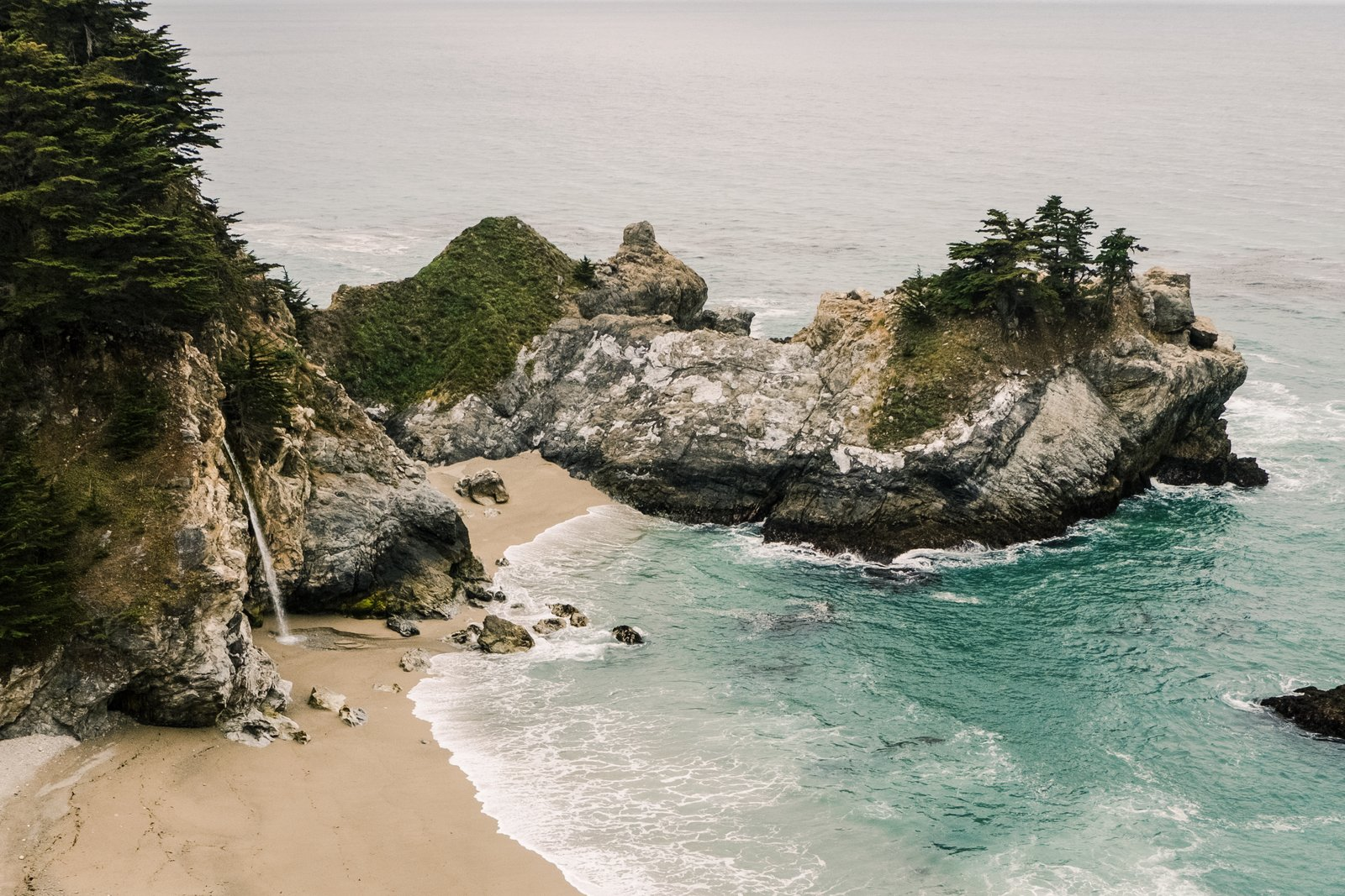 Big Sur by Meaghan Curry  Photo 5 of 7 in Top 6 Online Sources to Buy Budget-Friendly Artwork