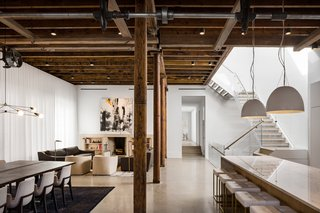 20 Spectacular Warehouse-to-Home Conversions
