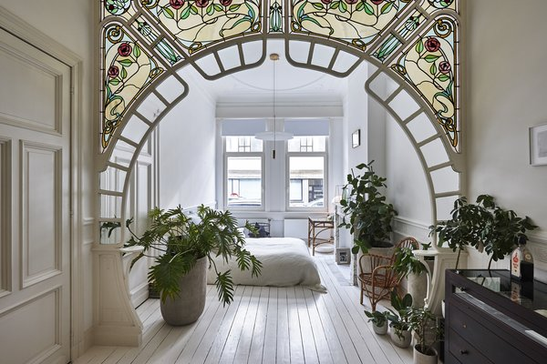 Antwerp Apartment by Anouk Taeymans is a Best Renovation nominee.