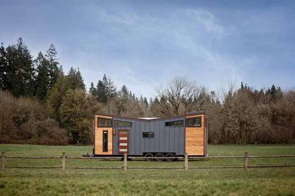 Hunkered down during a week-long snow storm, three couples hatch a plan to build purposefully designed and expertly crafted tiny homes under the moniker Tiny Heirloom.