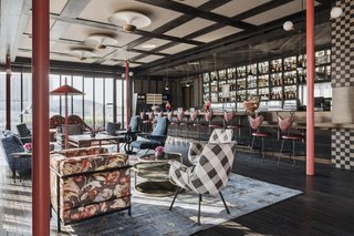 Old-World Charm Mixes With Bohemian Style in This New Boutique Hotel