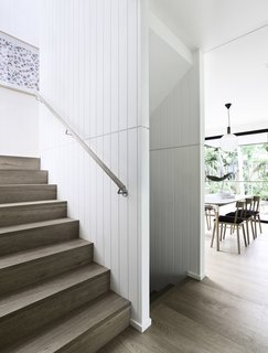 The original floor plan of the RLC Residence did not provide a strong connection to the rainforest or the ocean. Therefore, the MIM Design team have reconfigured the space so that each room has been transformed into a sanctuary surrounded by nature.