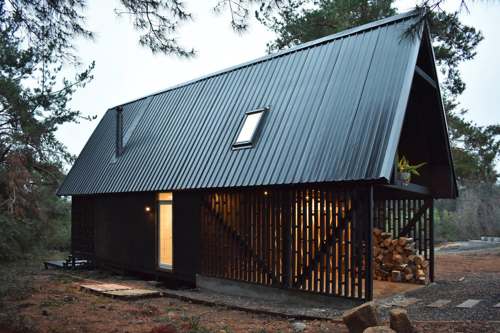 Casa R exterior