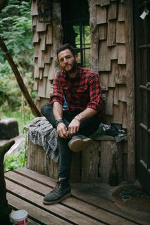 Jacob Witzling first fell in love with cabin life when he was 16 years old.
