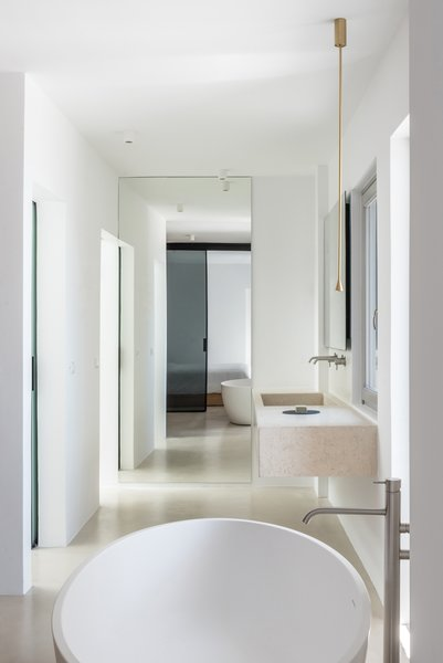 Modern bathroom pendant lighting High End Every Detail Is Attended To When It Comes To Modern Bathroom Vanities Light Included Dwell Best 16 Modern Bathroom Pendant Lighting Drop In Sinks Design Photos