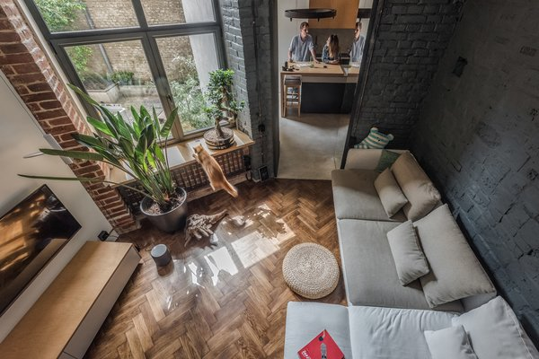 Before & After: A Little Flat in Ukraine Gets a Modern Upgrade