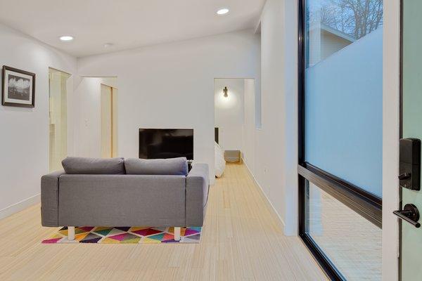 The living room in Trillium.