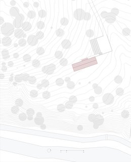 House 3000 Site Plan Drawing