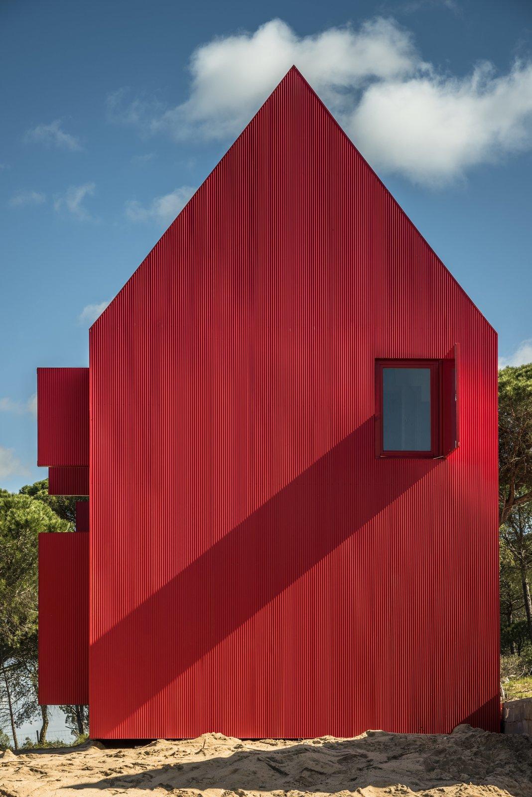 House 3000 exterior