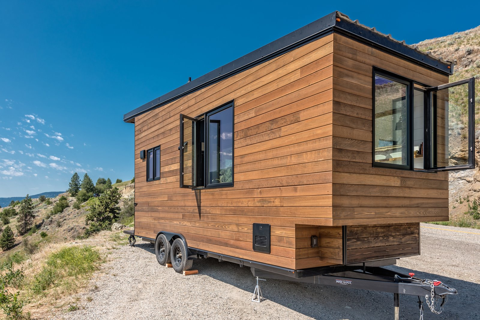 Grab This Adventure-Ready Tiny Home For Less Than $54K