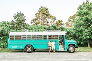 A tight budget, a bunch of elbow grease, and a whole lot of love transform these campers, trailers, and buses into incredible homes on wheels.