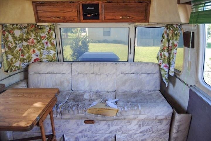 Photo 7 Of 21 In Before After Augustine The Airstream Gets A Chic
