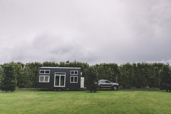 The biggest challenge for Build Tiny was keeping the house under the 3,500 kilogram weight limit for New Zealand tiny homes.