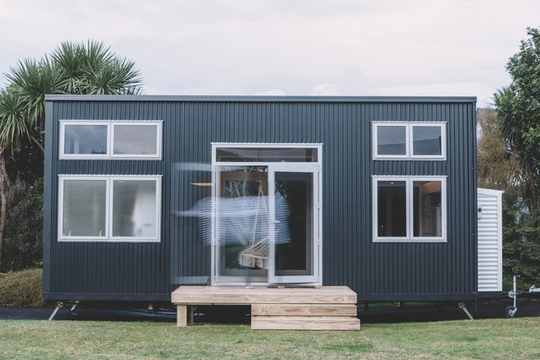 The Millennial Tiny House was designed by Build Tiny, who have built more than 12 tiny homes in 2018.
