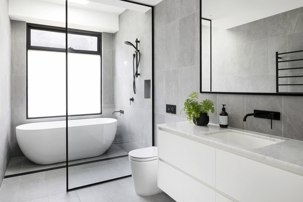 Tiles Used In Bathroom