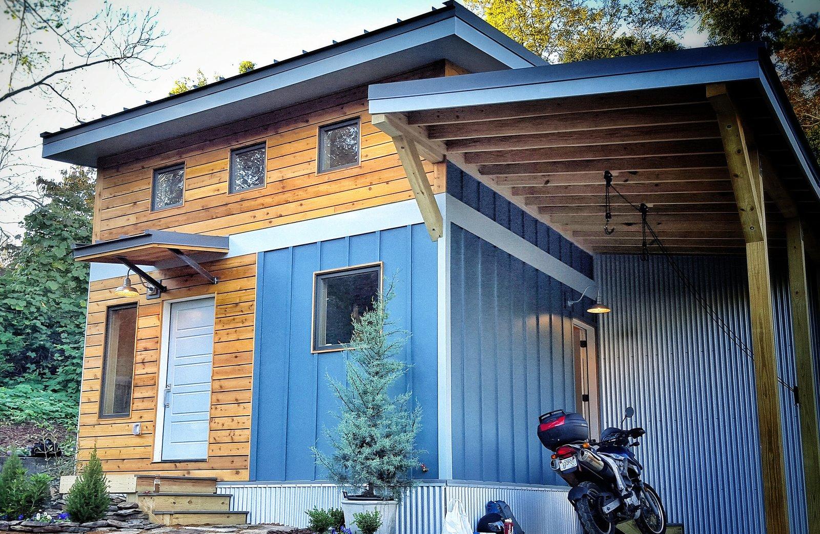 Urban Micro Home exterior