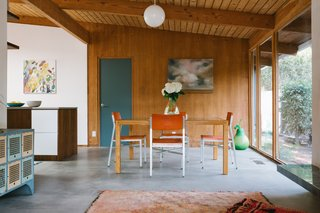 Before & After: A Bill Mack Midcentury Gem Gets a Gorgeous Remodel in Three Months Flat