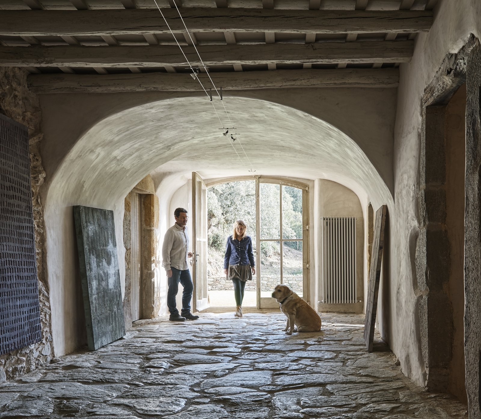 Joan Lao, Adalina Coromines, and Africa Lao Turn an Old Spanish Farmhouse Into an Incredible Home
