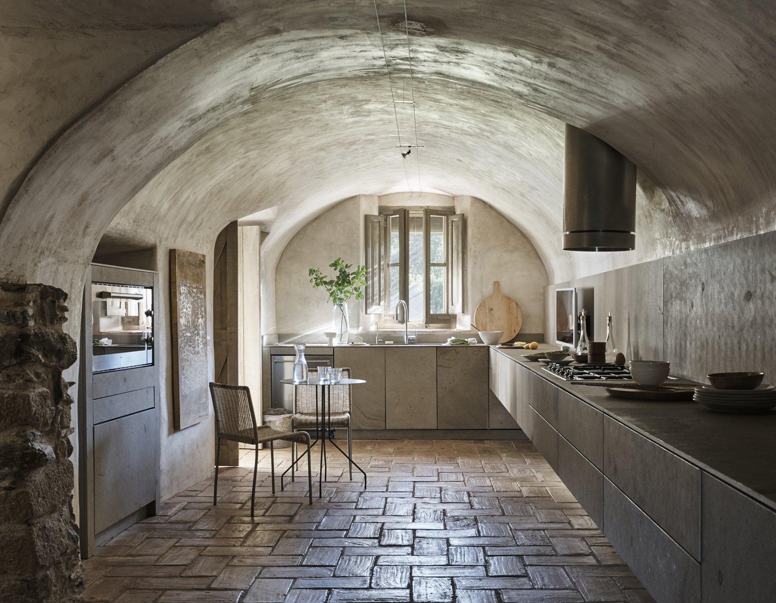 Catalan Farmhouse kitchen