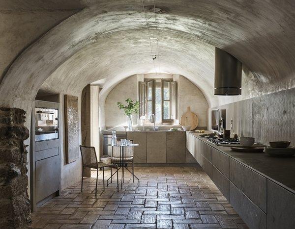 The Allstone Kitchen Collection designed by Joan Lao Design studio.