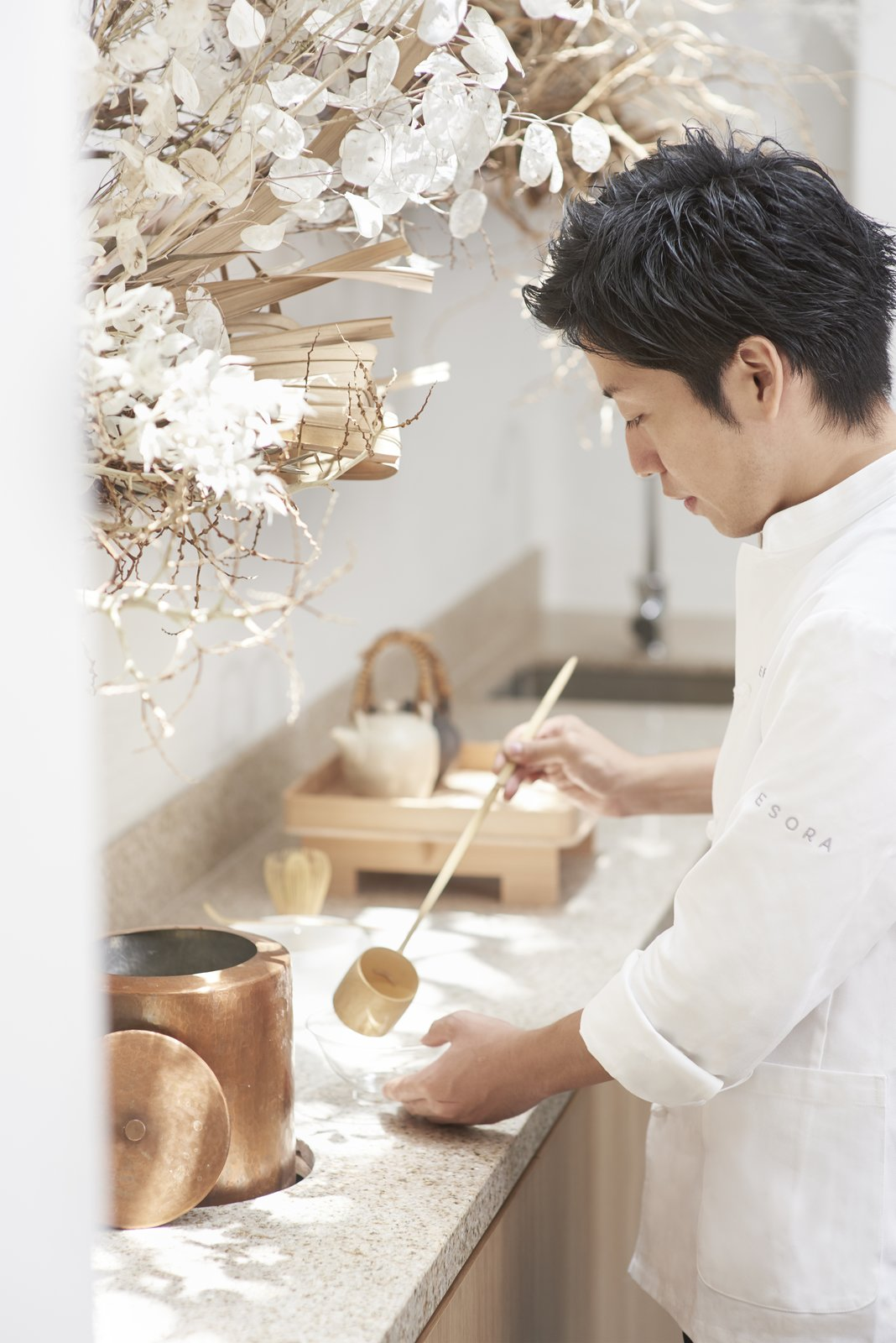 Esora Kappo-style dining