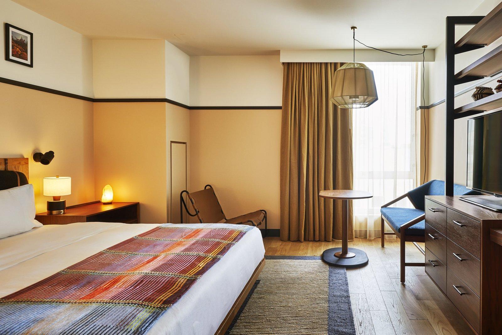Eaton DC hotel guest suite
