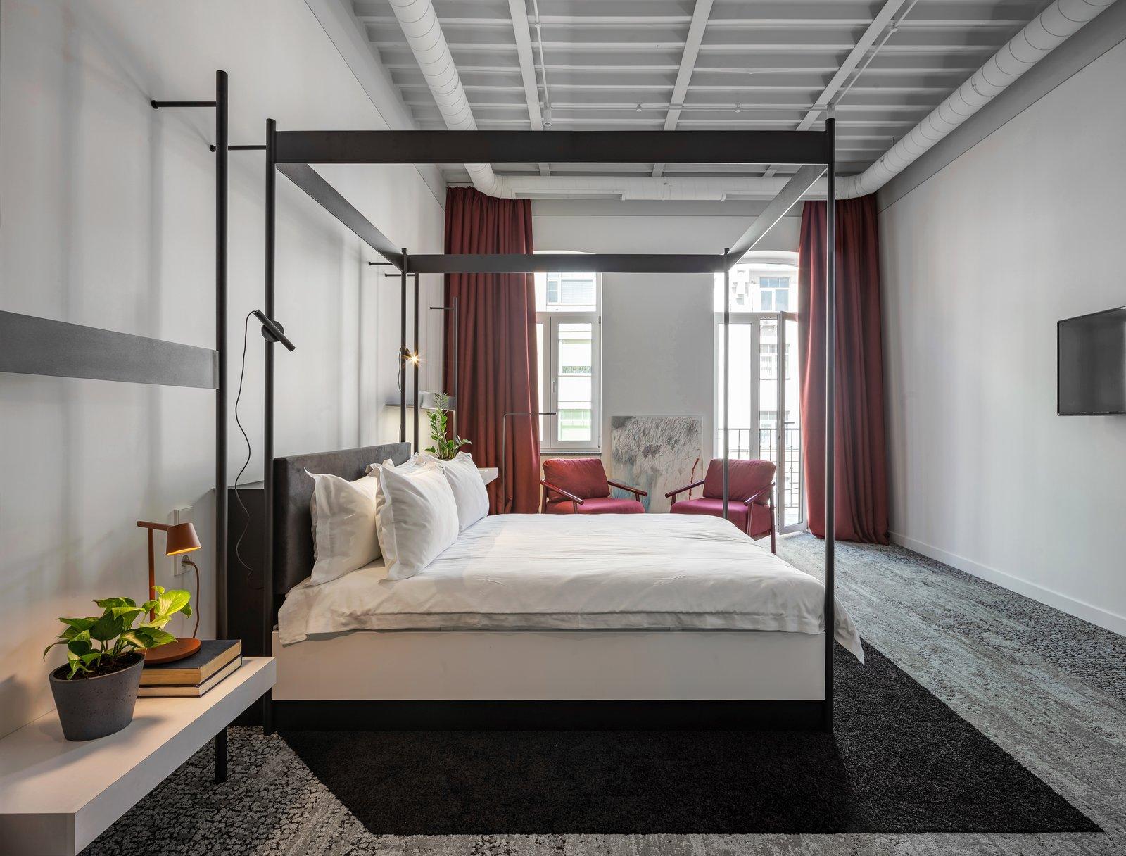 Bursa Hotel guest suite