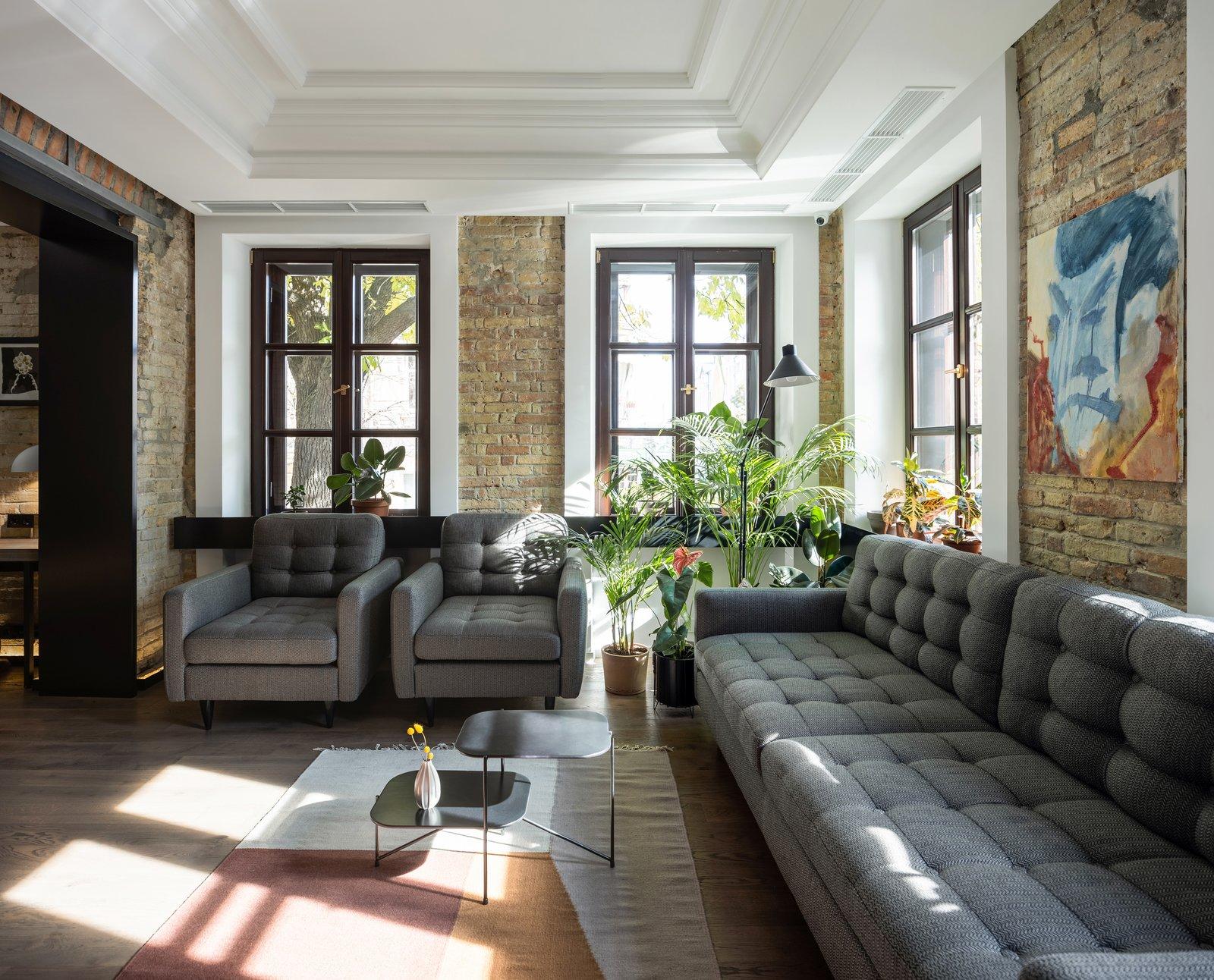 Bursa Hotel lounge area