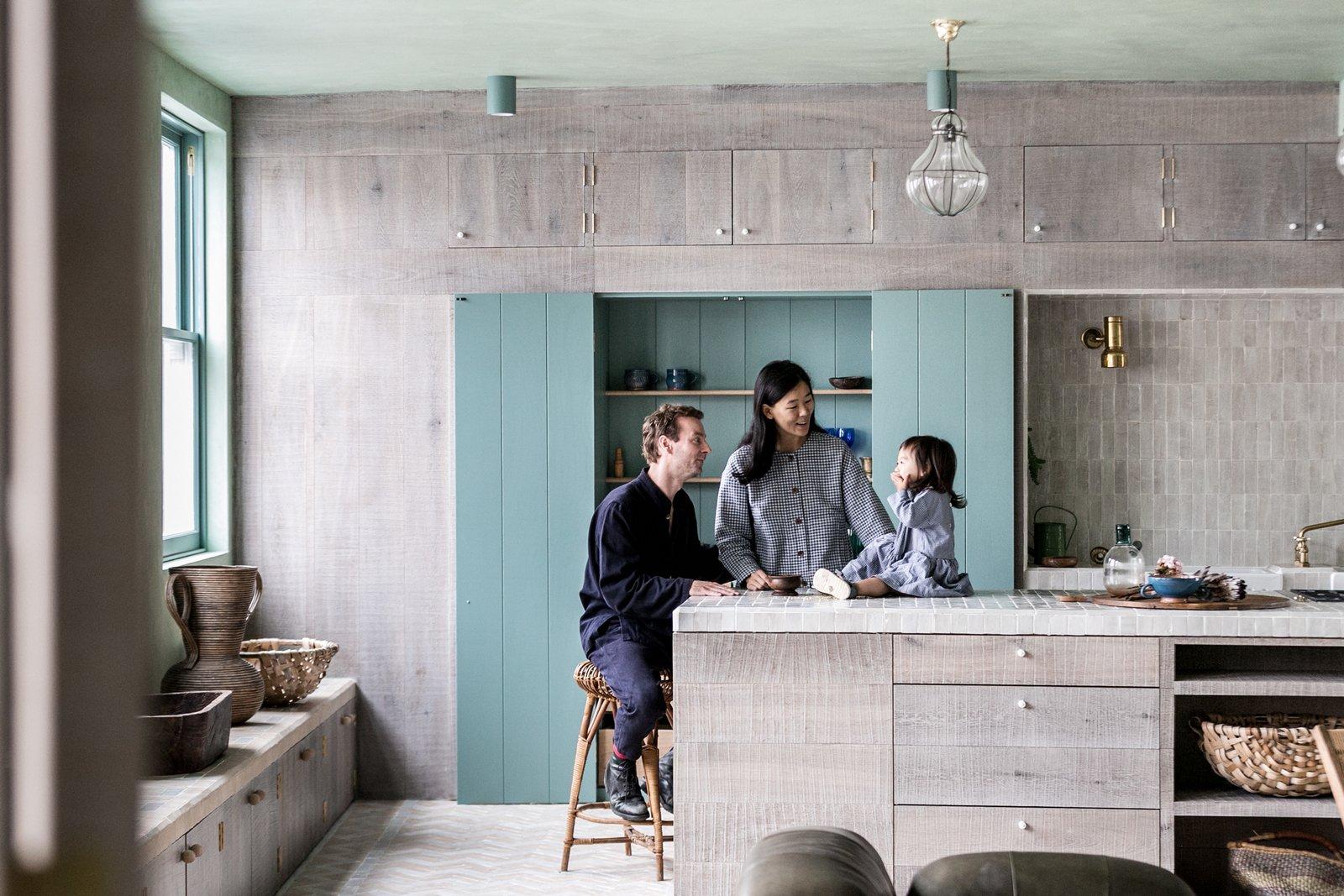 The Beldi Chan + Eayrs kitchen