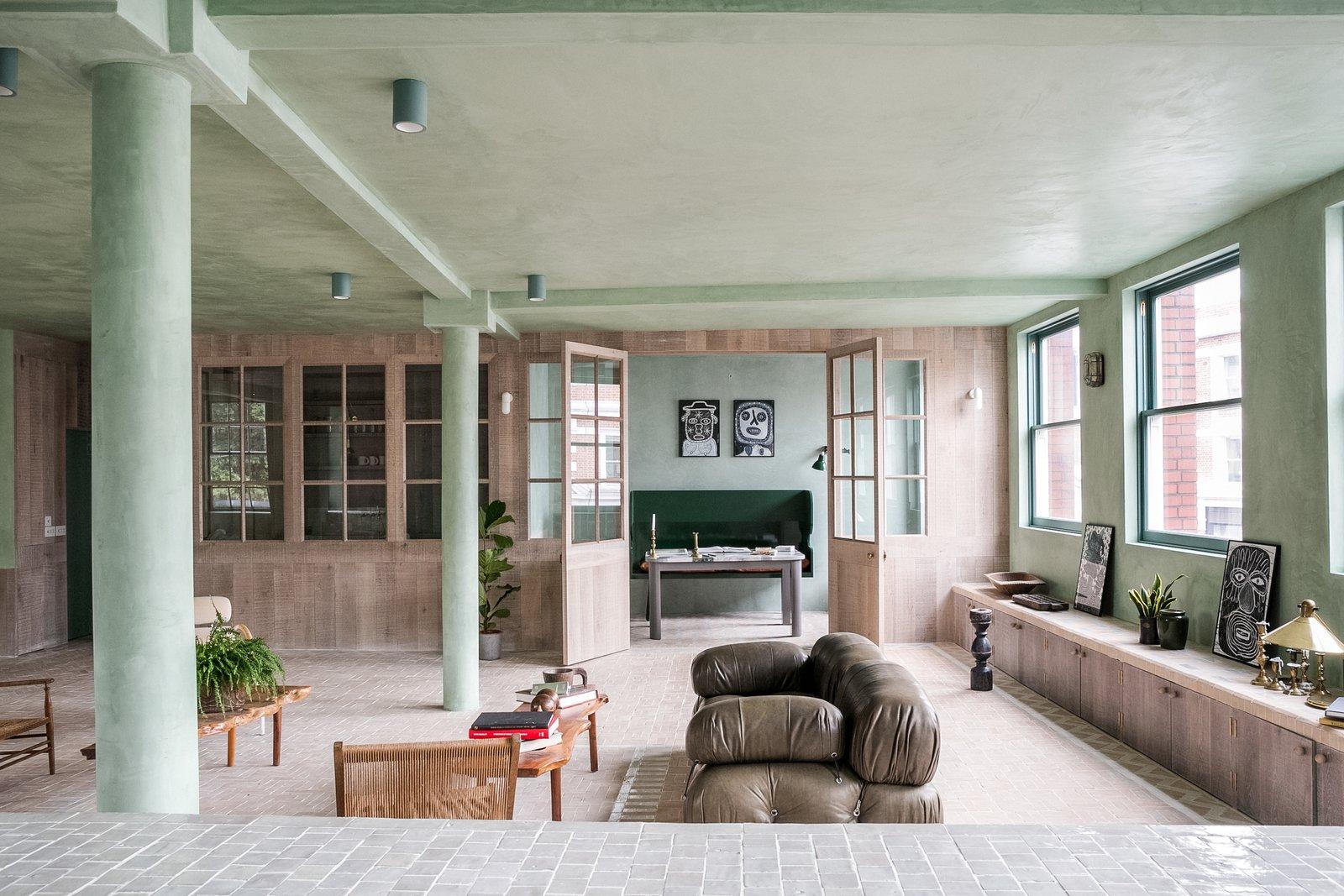 The Beldi Chan + Eayrs living room